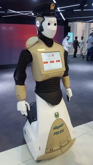 REEM_1, PAL Robotics, Judith Viladomat, bearbeitet.